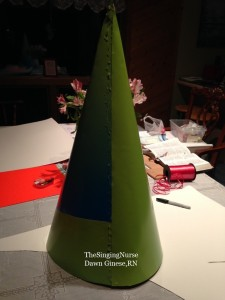 Make a cone