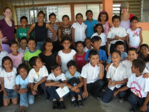 Global Health Song Nicaragua 2