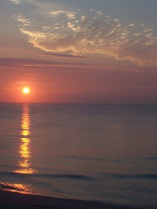 sunrises in Florida 7 09 011