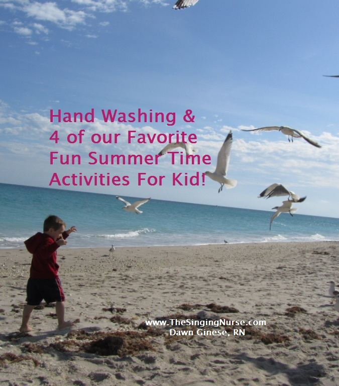 Four Favorite Fun Activities for Kids